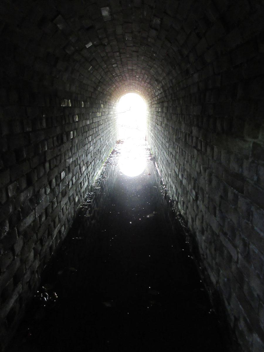 マサくんのマサくんの広瀬川体験 レポートが更新されました!「vol.18 杜の都れんが下水道」