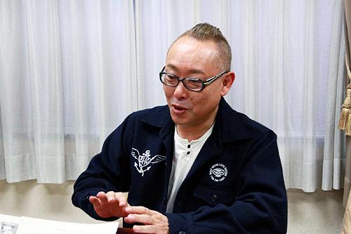 vol.19 タレント・ラジオパーソナリティー 本間ちゃんこと 本間秋彦さん