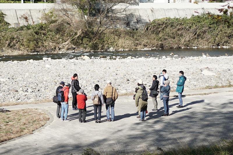 【実施報告】広瀬川写真撮影ワークショップ