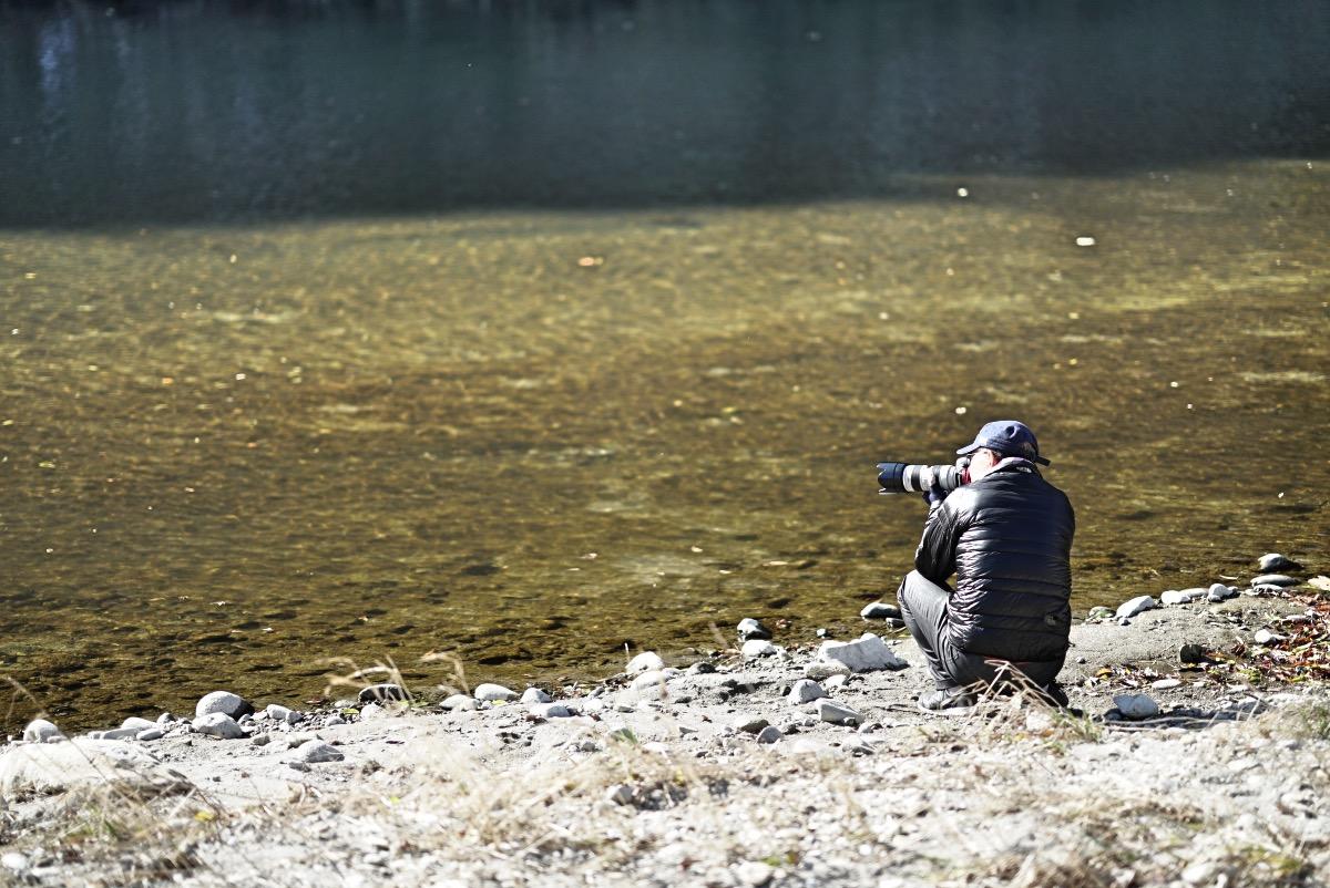 広瀬川スマホ写真教室を開催します。