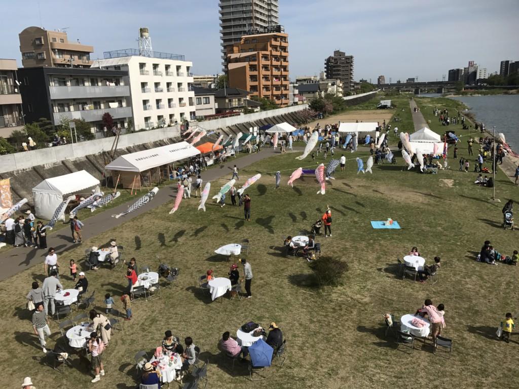 【5/3(金・祝)~5(日・祝)】イベント「広瀬川で遊ぼう」が開催されます!