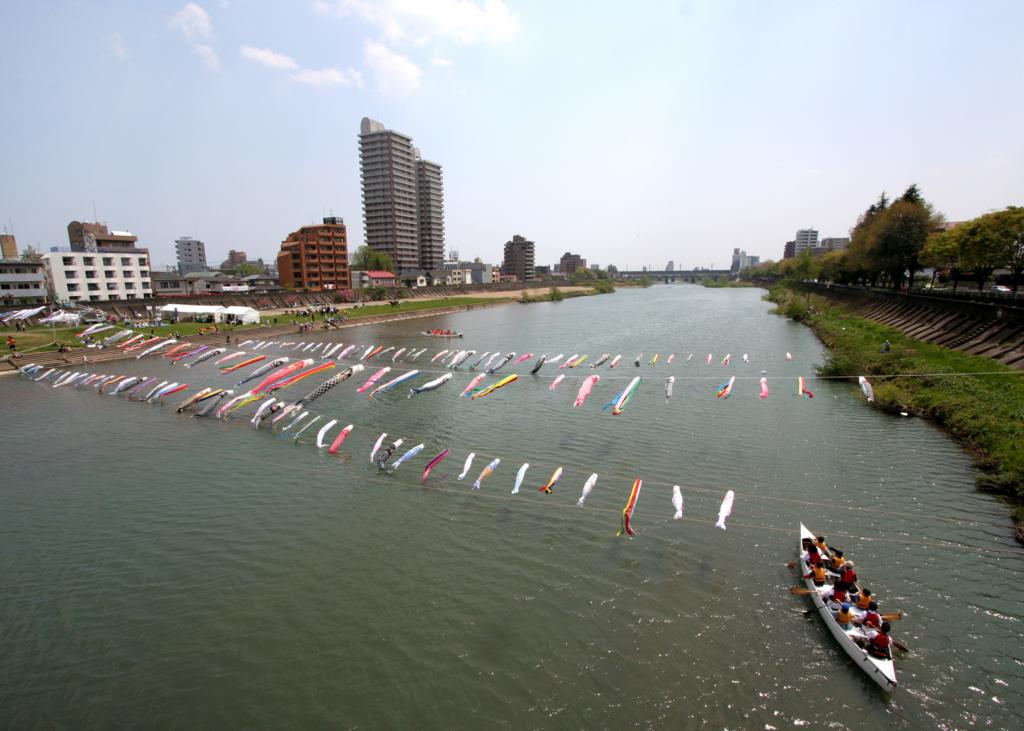 お知らせ:5/3の広瀬川で遊ぼうについて