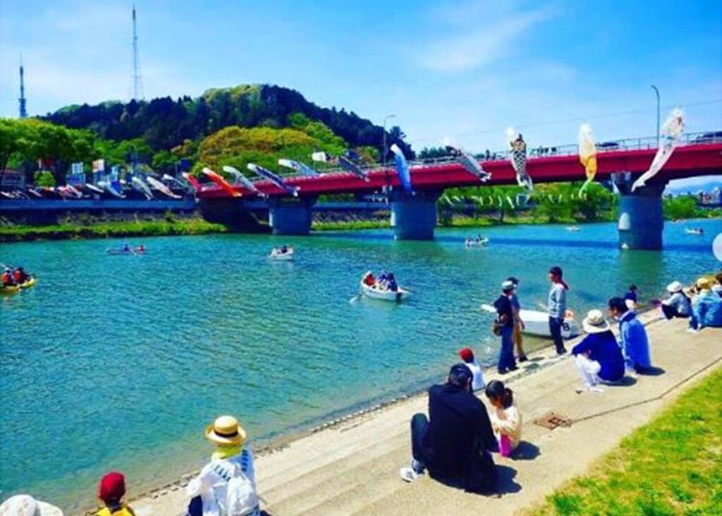 【9/18(月祝)】広瀬川OUTDOOR FES(広瀬川で遊ぼう in Autumn)」が開催されます!