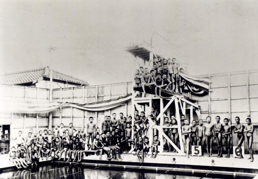 vol.18 歓声が響いた愛宕プールのそばには水力発電所があった