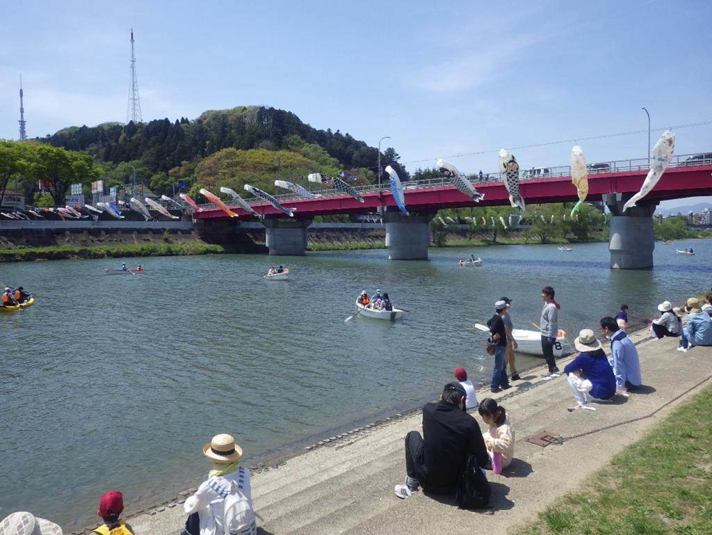 【実施報告】広瀬川で遊ぼうが開催されました!