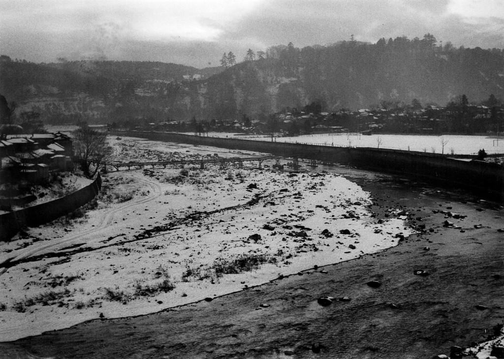 vol.7 昭和30年代、暮らしの舞台は橋と川だった