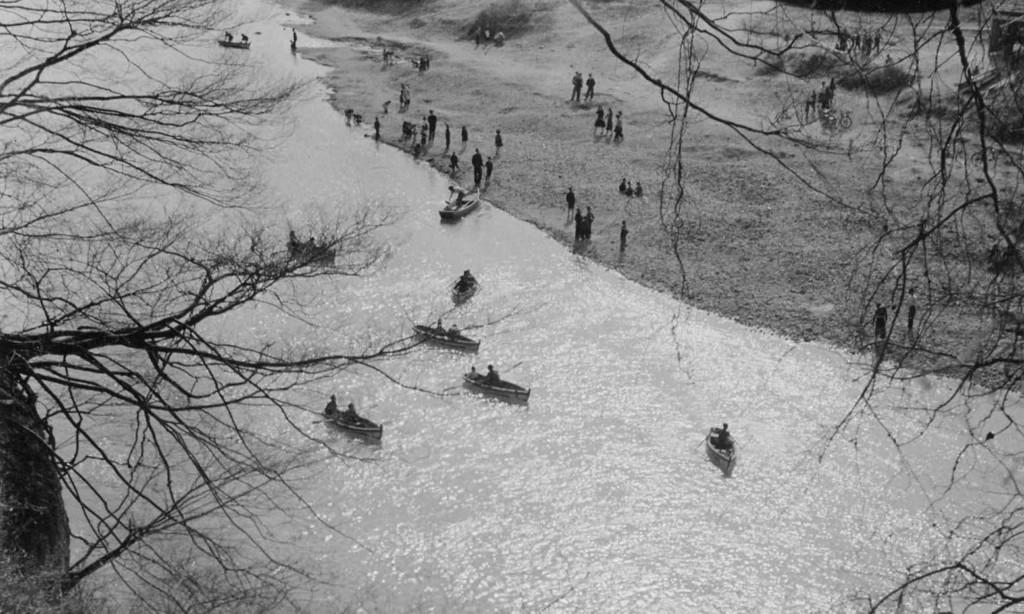 vol.3 川面にゆったりとボートが浮かんでいたあのころ