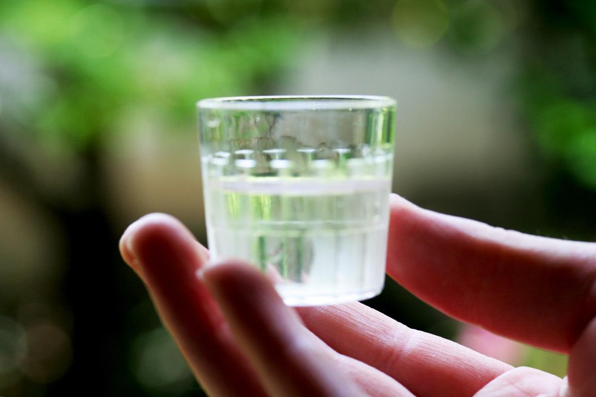 純米吟醸酒「清流広瀬川」