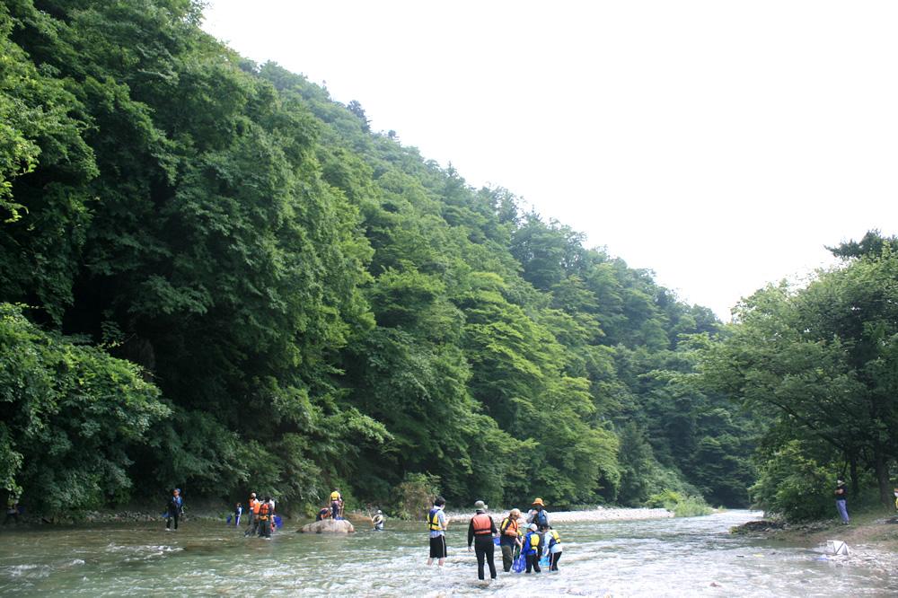 【実施報告】広瀬川自然体験学習イベント
